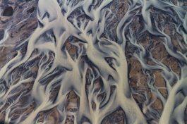Glacial Rivers - Núpsvötn river | Helicopter Tours | Hidden Iceland