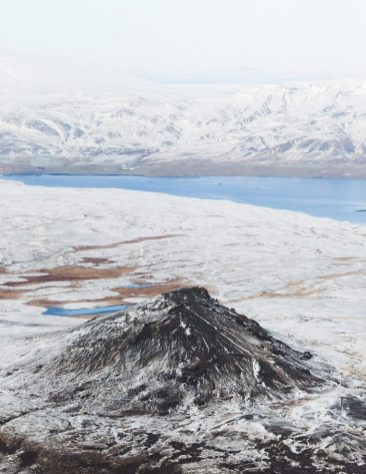 Icelandic Volcanic Mountain   Helicopter Tours   Hidden Iceland