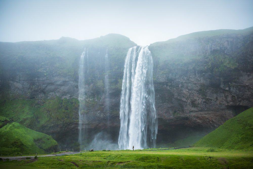 Seljalandsfoss Waterfall | Hidden Iceland | Photo by Tom Archer