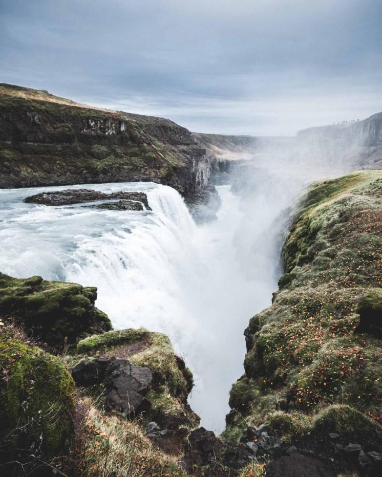 Gullfoss waterfall   Hidden Iceland   Photo by Norris Niman