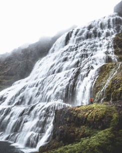 Dynjandi waterfall   Hidden Iceland   Photo by Norris Niman