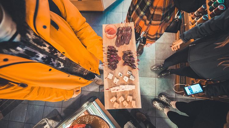 Reykjavík Food Walk | Hidden Iceland