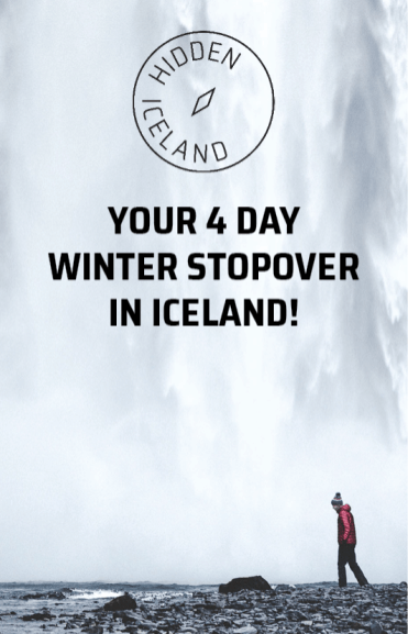 Your 4 Day Winter Stopover In Iceland | Hidden Iceland | Photo by Norris Niman