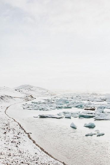 Jökulsárlón Glacier Lagoon | Jökulsárlón Glacier Lagoon 2 Day Tour | Hidden Iceland | Photo by Emily Sillet