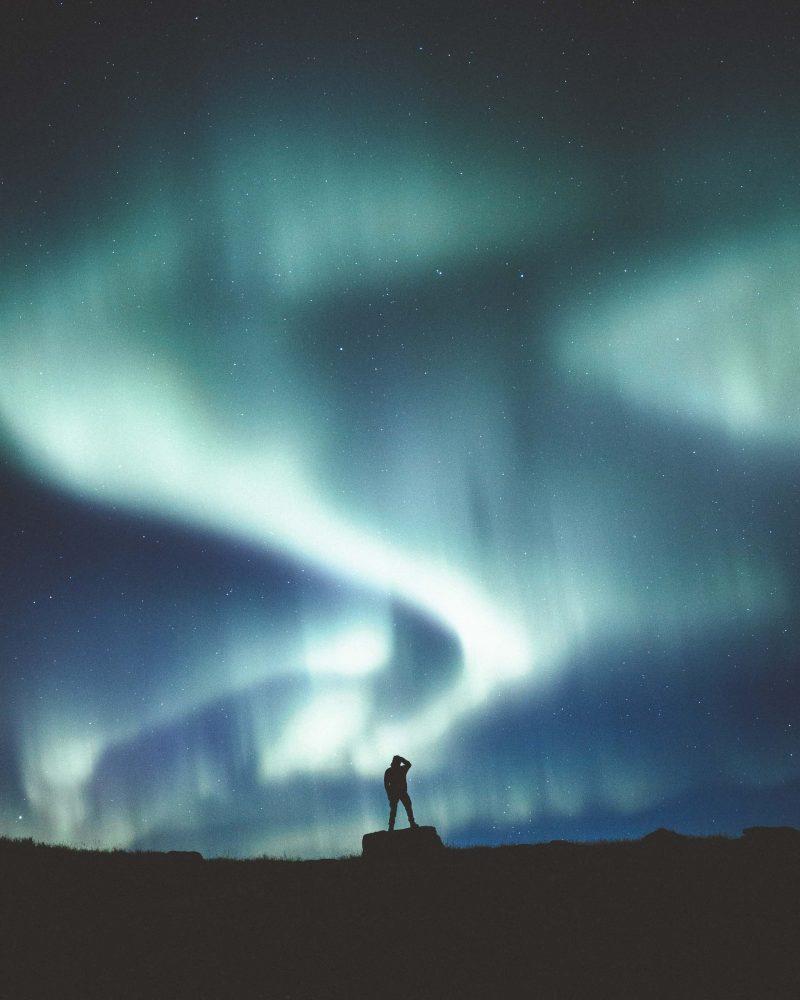 Northern Lights | Hidden Iceland | Photo by Norris Niman