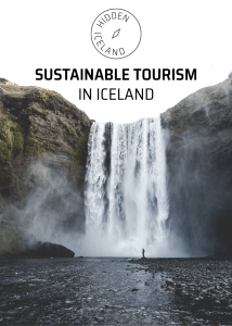 Sustainable tourism in Iceland | Hidden Iceland