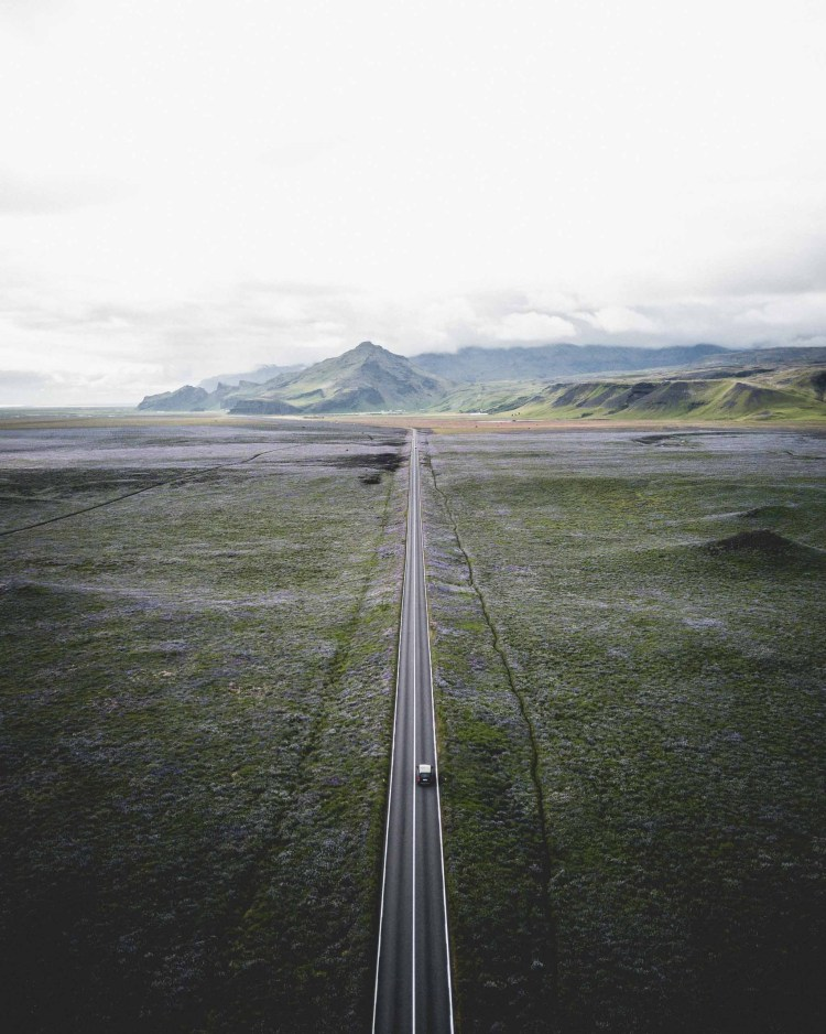 Iceland Roads | Hidden Iceland | Photo by Norris Niman