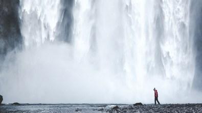 Skógafoss Waterfall   Jökulsárlón Glacier Lagoon 2 Day Tour   Hidden Iceland   Photo by Norris Niman
