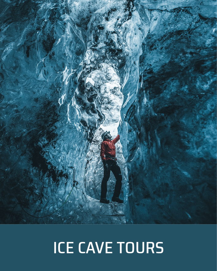 Ice Cave Tours in Iceland | Partner Tours | Hidden Iceland