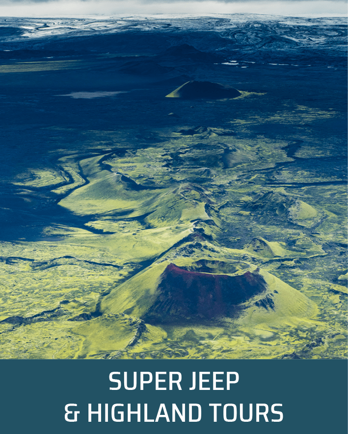 Superjeep and Highland Tours in Iceland | Partner Tours | Hidden Iceland