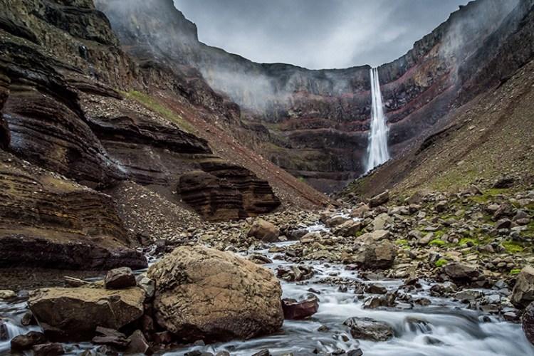 Hengifoss | Hidden Iceland
