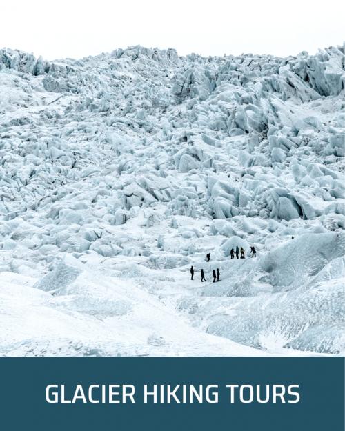 Glacier Hike Tours | Hidden Iceland