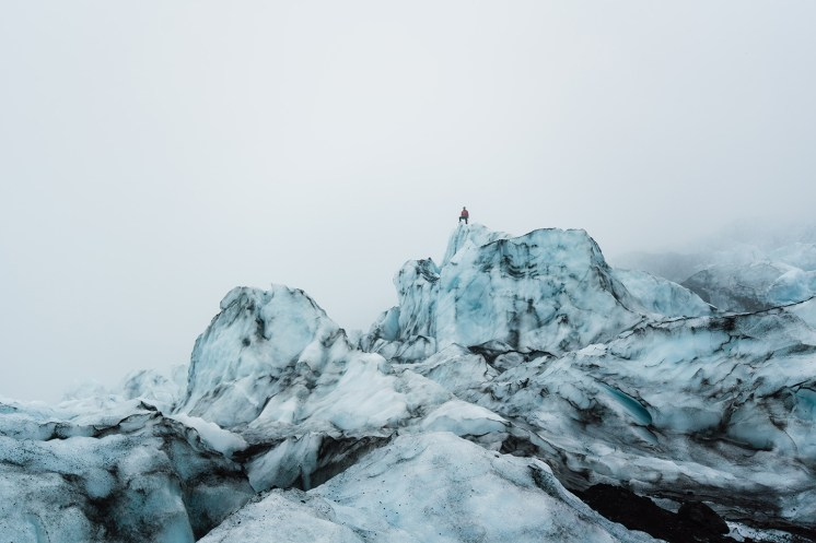 Glacier Discovery Tour |Local Guide |Hidden Iceland * Featured