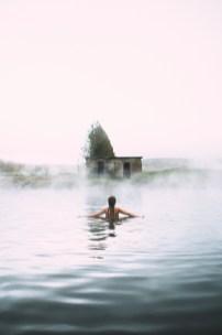 Secret Lagoon   Hidden Iceland   Photo by Kat Craats