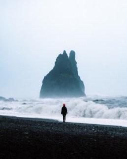 Reynisfjara Black Beach | South Coast | Hidden Iceland | Photo by Paul Fencaros