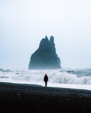 Reynisfjara Black Beach | South Coast | Hidden Iceland | Photo by Paul Fencaros