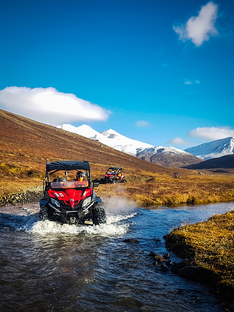 Buggy Adventures | Hidden Iceland