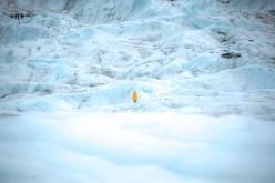 Falljökull Glacier Hike | Jökulsárlón Glacier Lagoon 2 Day Tour | Hidden Iceland | Photo Dennis Stever