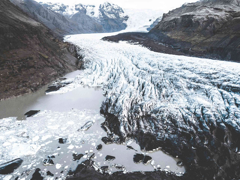 Vatnajökull Glacier Svínafellsjökull | Hidden Iceland | Photo Norris Niman | Featured