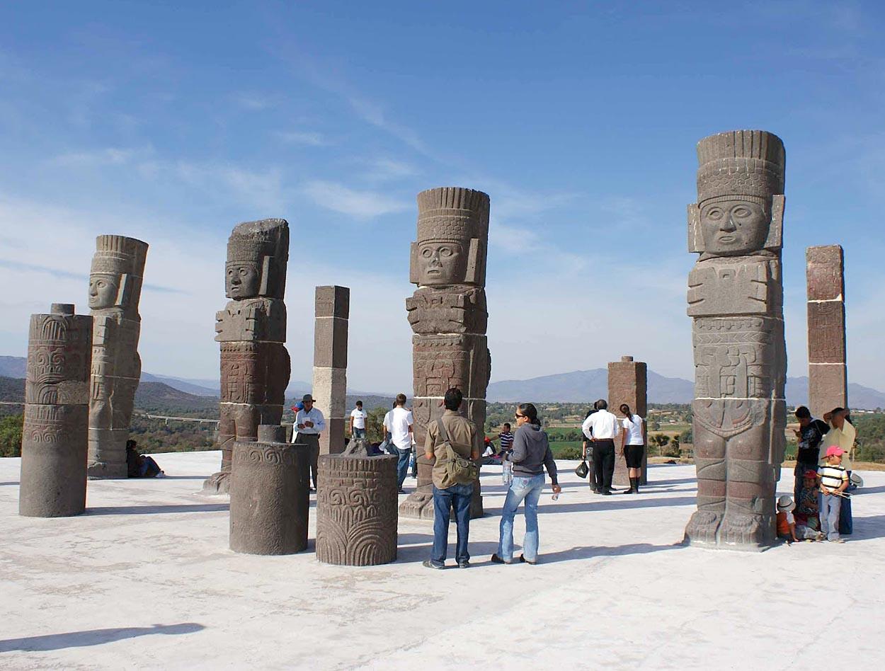 The Mysterious Toltec Civilization Of Mexico Hidden Inca