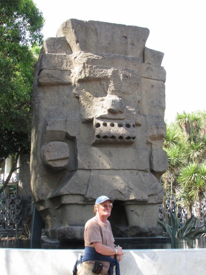 Tlaloc The Ancient Aztec Rain God Of Mexico Hidden Inca