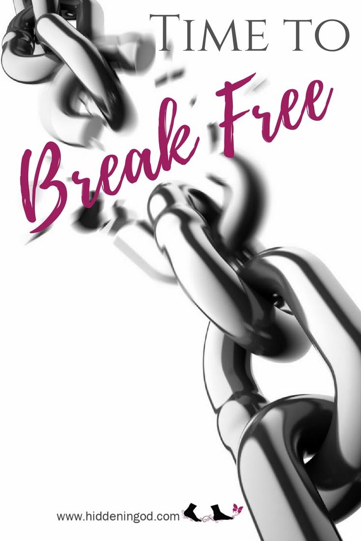 Time to Break Free