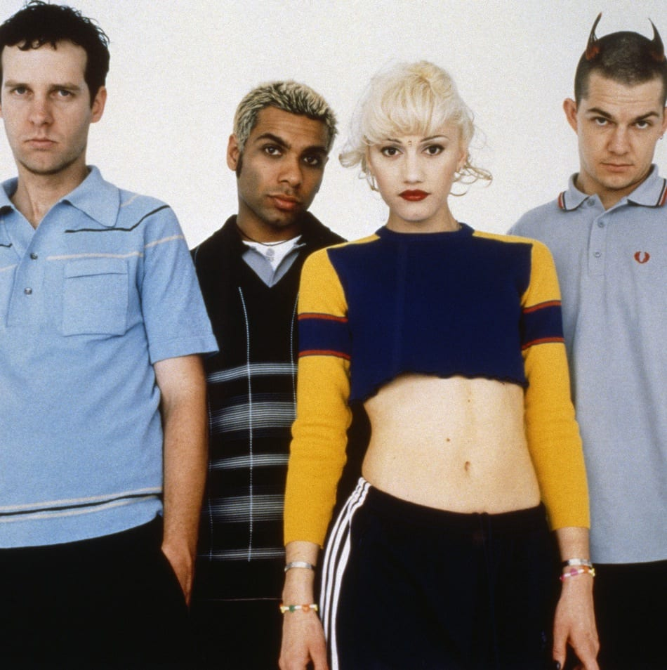 No Doubt 1995 Tragic Kingdom