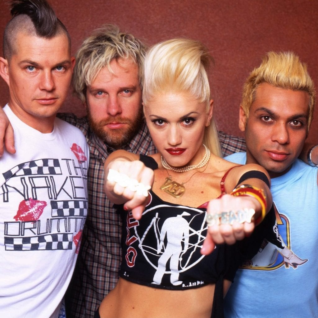 no doubt 2001 rock steady