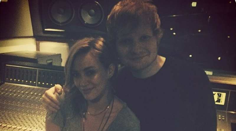 Hilary and Ed