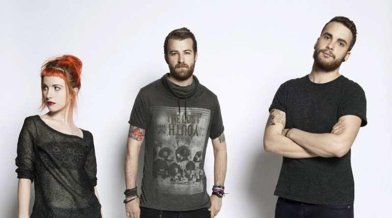 Paramore Jeremy Davis