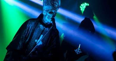 Ghost In Lima – One Of The Best Concerts I've Ever Seen