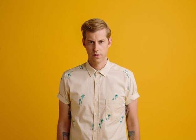 Andrew McMahon High Dive