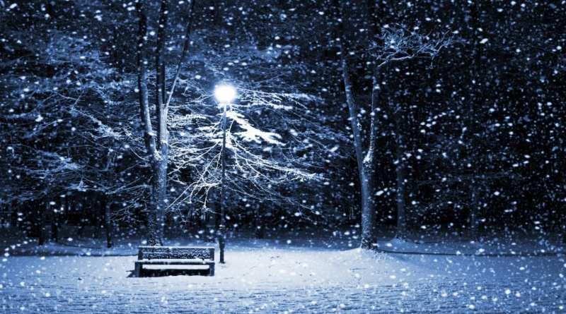 Winter December