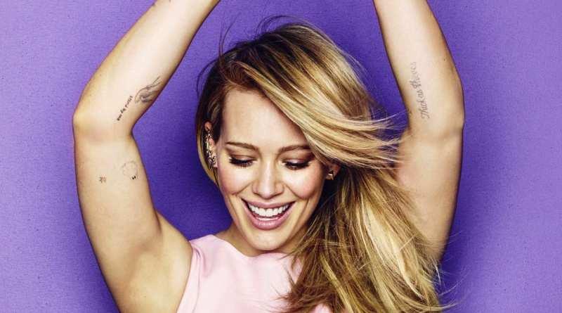 Hilary Duff 2015 Sparks