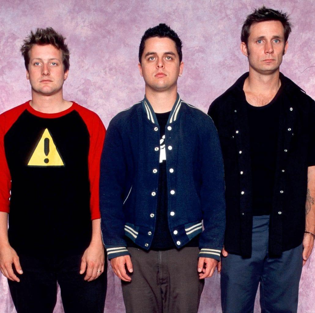 Green Day 2000 Warning