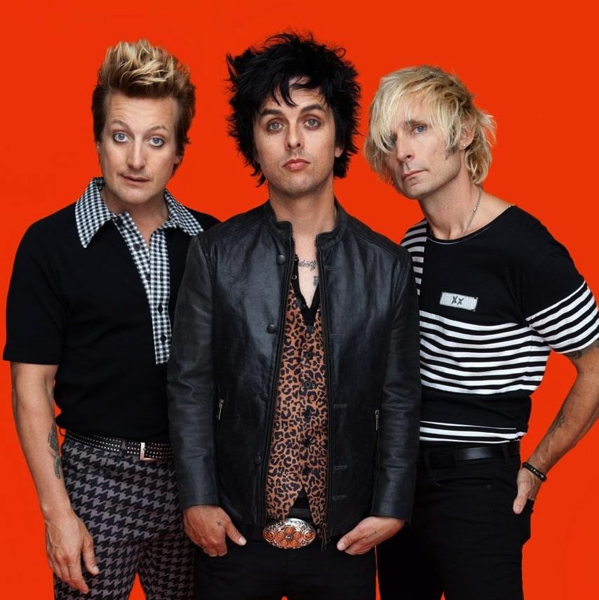 Green Day 2012 Dos