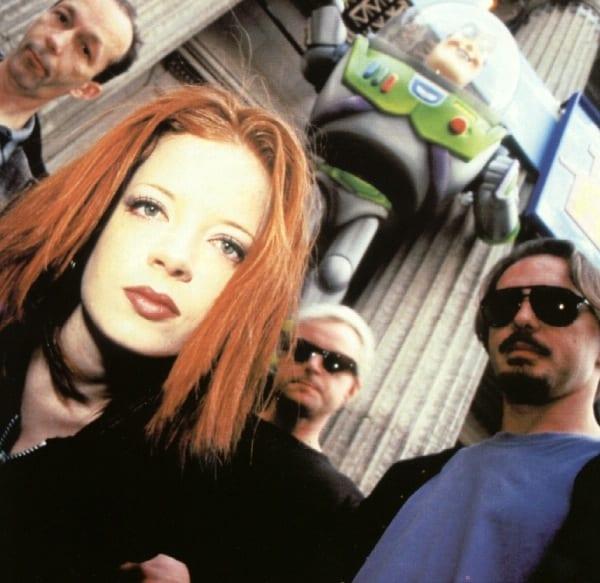 Garbage 1998