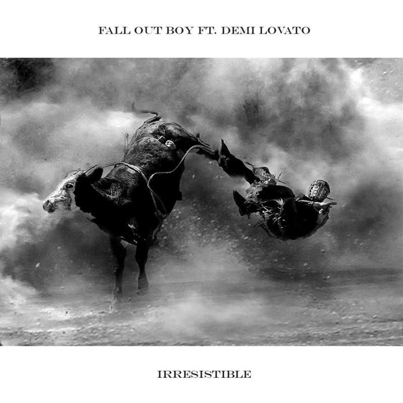 Fall Out Boy Irresistible Demi Lovato