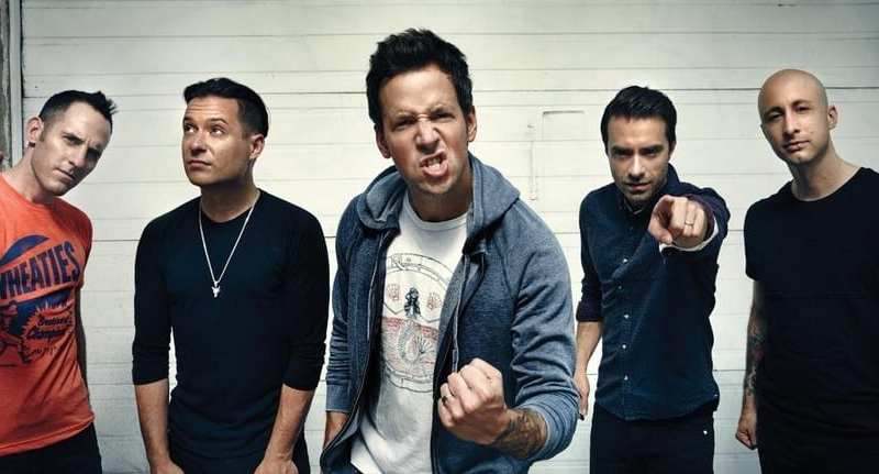 Simple Plan 2015 TOFTT