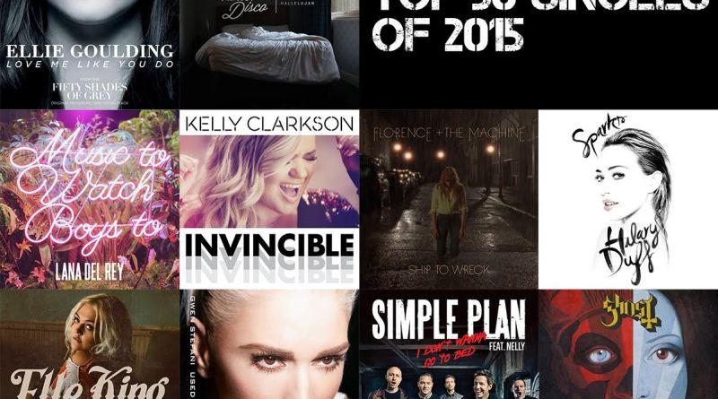 Hidden Jams Top 30 Singles 2015