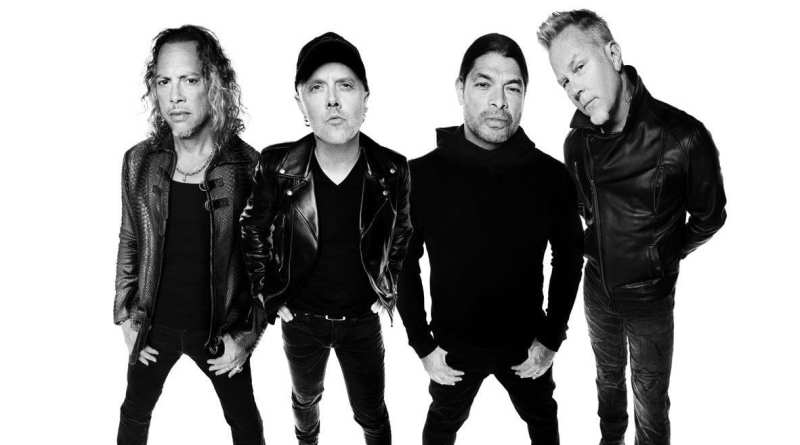 Metallica 2016 Hardwired To Self-Destruct
