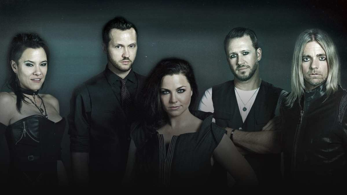 "Hear Evanescence's ""Lost Whispers"" & Updated ""Even In Death"""