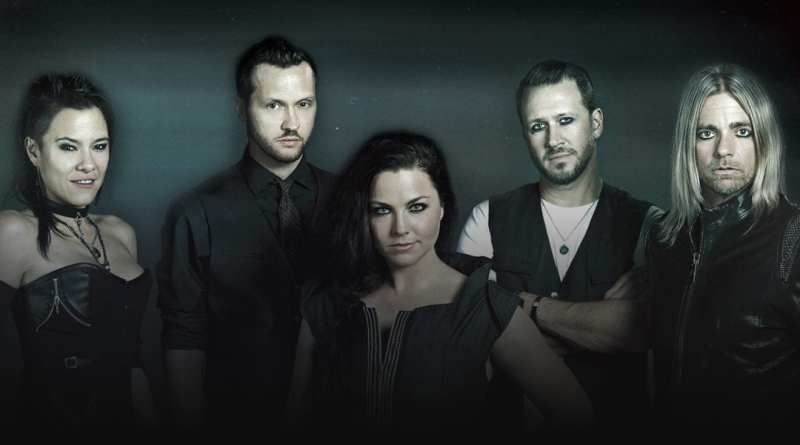 evanescence 2016 boxset take cover even in death