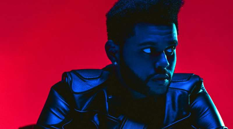 The Weeknd 2016 Starboy