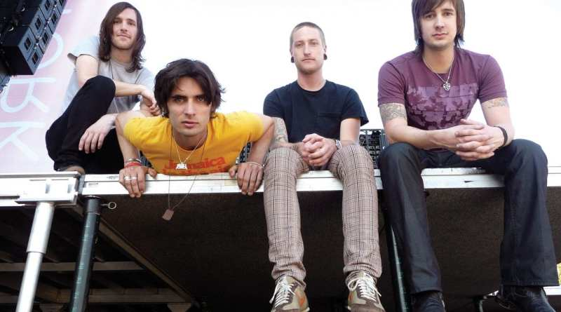 The All-American Rejects DGAF music video
