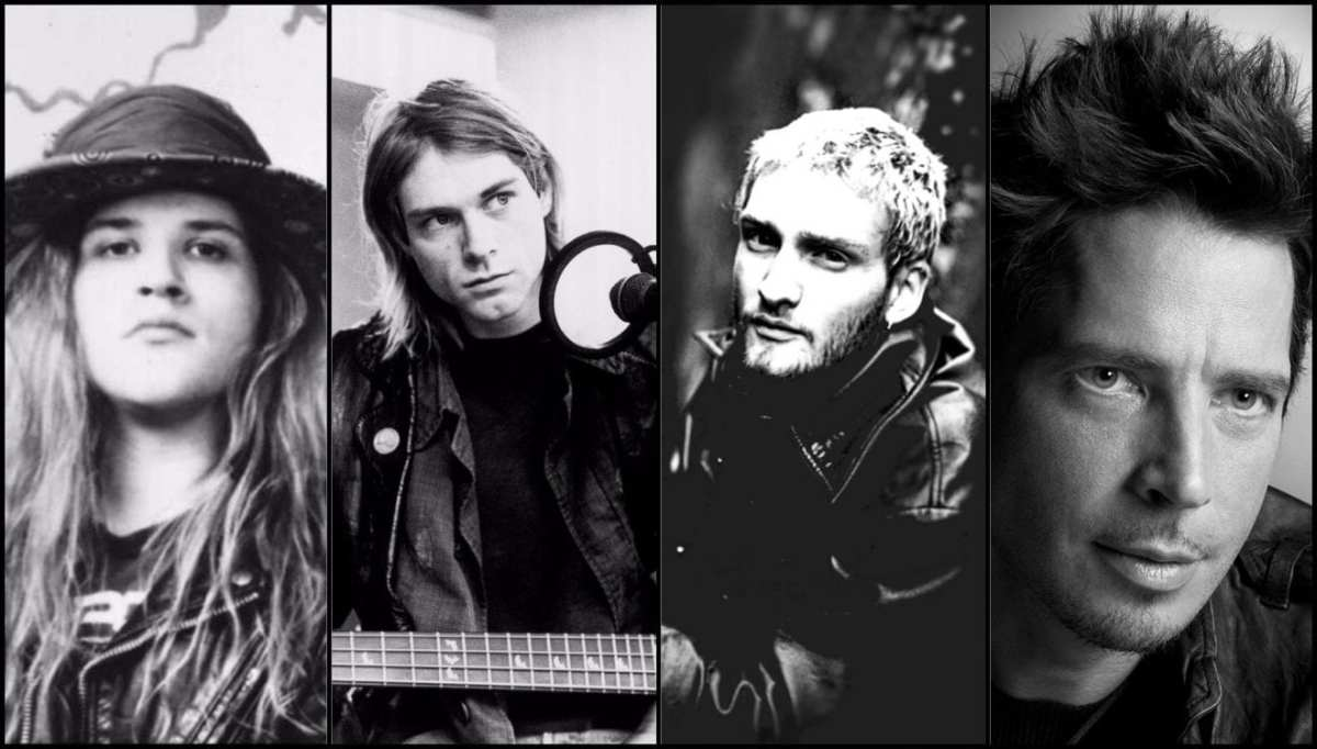 Grunge Singers Gone Too Soon: A Curse Or A Coincidence?