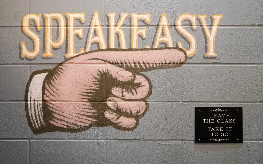 Congress Street Up | Savannah Speakeasy