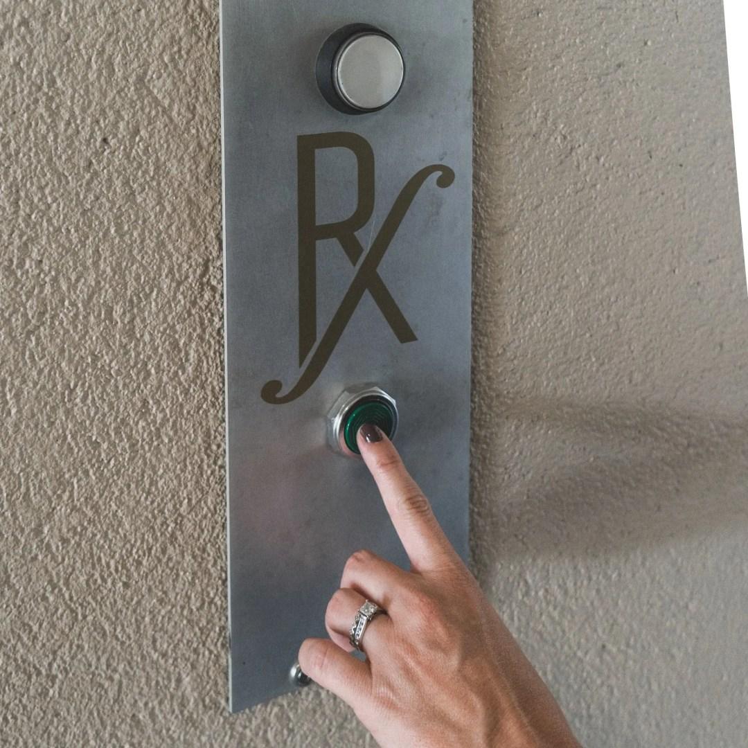 Press The Button To Enter Pharmacy Orlando