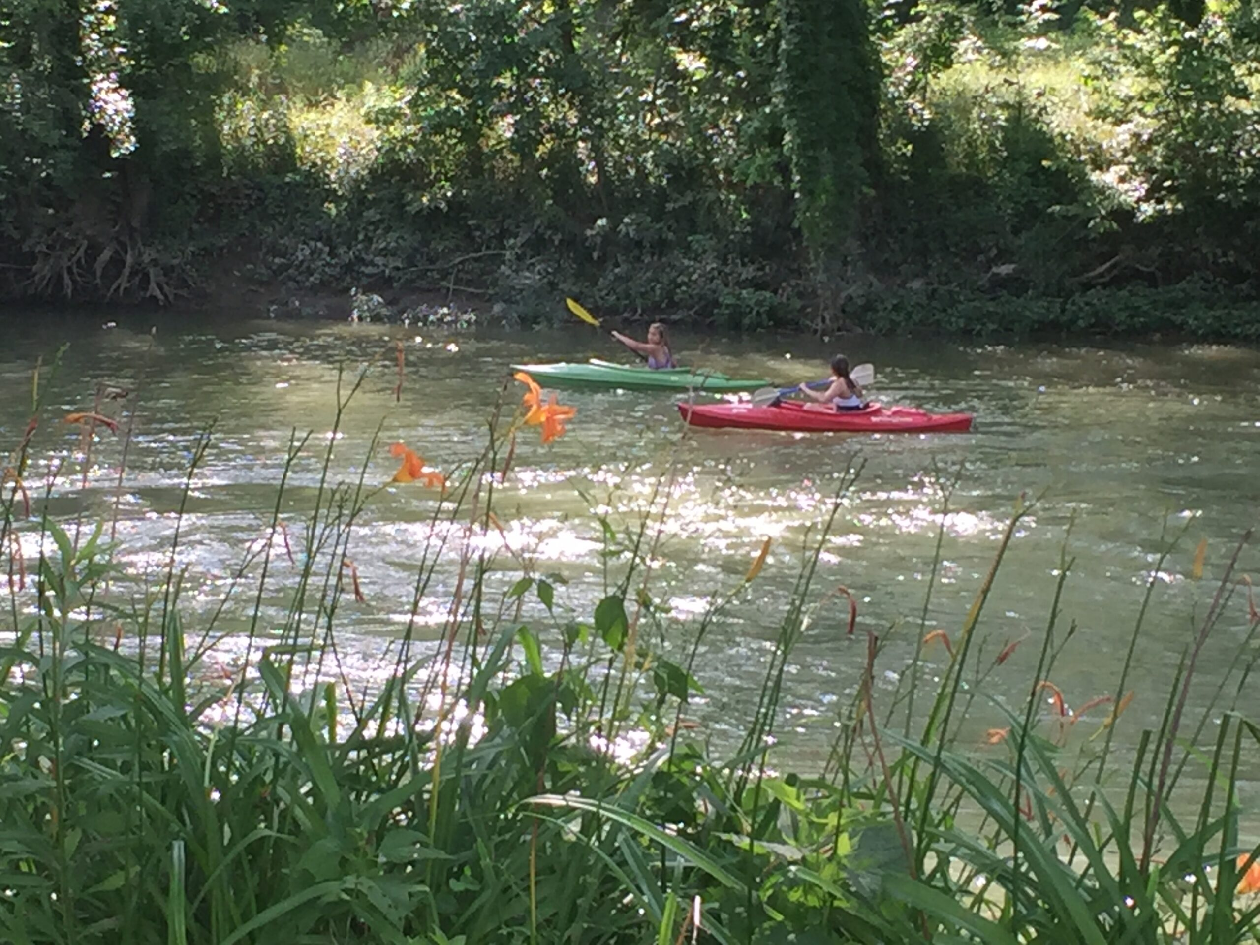 Hidden Paradise Campground - Kayaking