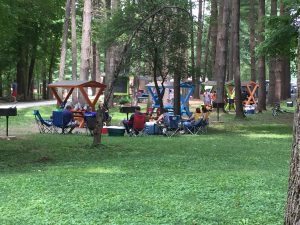 Hidden Paradise Campground - Picnic Area